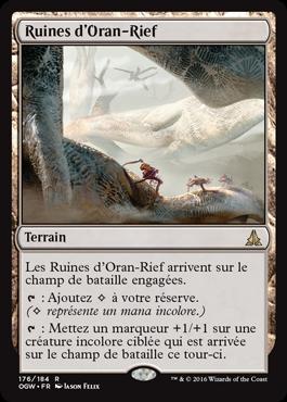 Ruines d'Oran-Rief