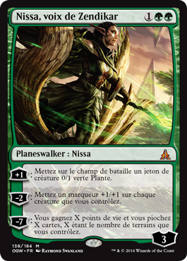 Nissa, voix de Zendikar