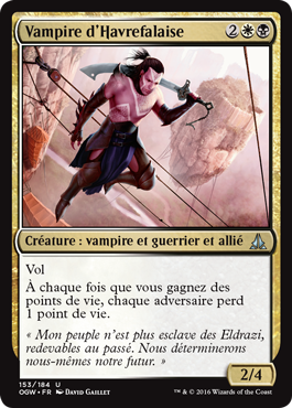 Vampire d'Havrefalaise