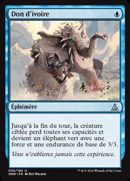 Don d'ivoire
