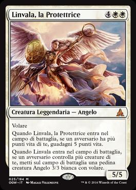 Linvala, la Protettrice