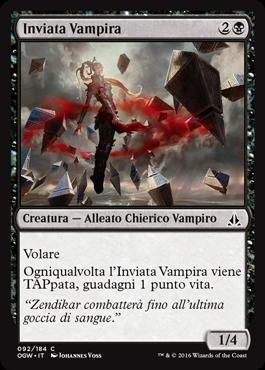 Inviata Vampira