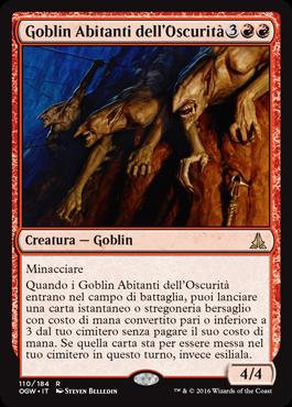 Goblin Abitanti dell'Oscurità