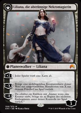 Magic Karten Ziehen