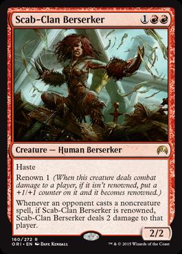 Scab-Clan Berserker