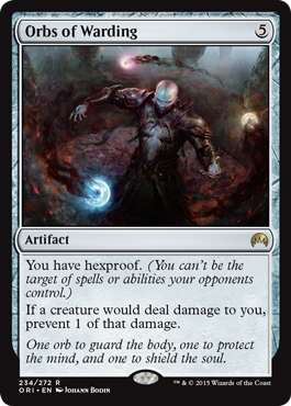 ORI-MCD] Other colorless cards • No Goblins Allowed