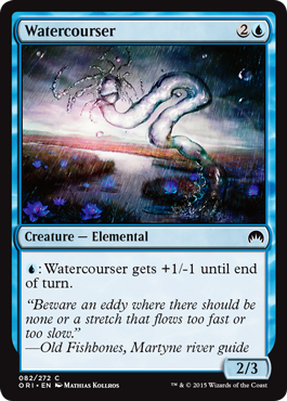 Watercourser