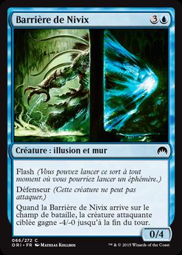 Barrière de Nivix