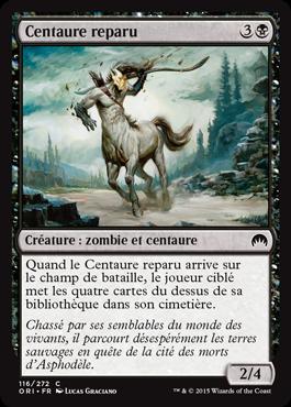 Centaure reparu