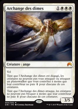 Archange des dîmes