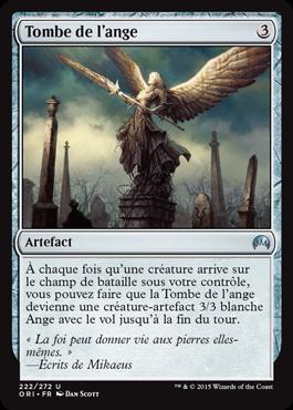 Tombe de l'ange