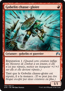 Gobelin chasse-gloire