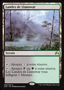 Landes de Llanowar