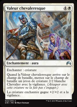Valeur chevaleresque