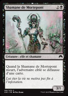 Shamane de Mortepont
