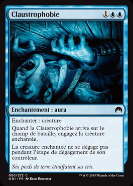 Claustrophobie