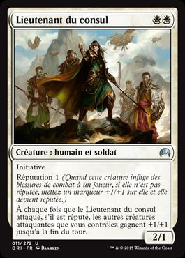 Lieutenant du consul