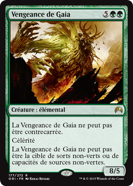 Vengeance de Gaia