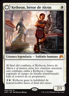 Kytheon, héroe de Akros