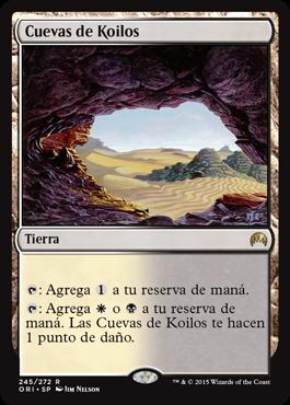 Cuevas de Koilos