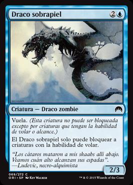 Draco sobrapiel