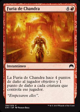 Furia de Chandra