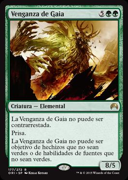 Venganza de Gaia