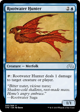 Rootwater Hunter