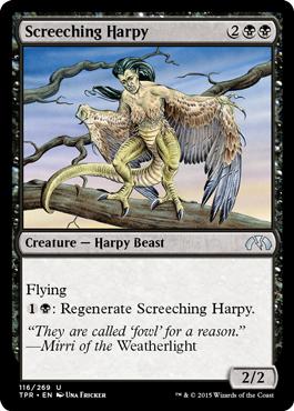 Screeching Harpy