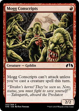 Mogg Conscripts