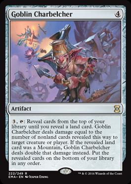 Sparafuoco Goblin