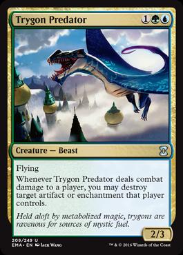 Predatore Trigone