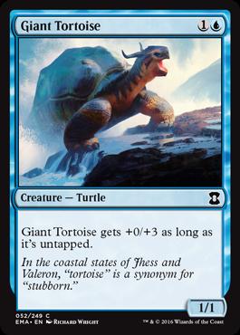 Testuggine Gigante