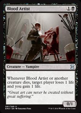 血の芸術家