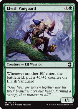 Elvish Vanguard