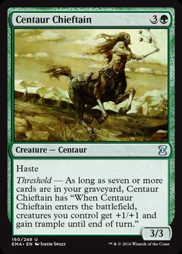 Capotribù Centauro