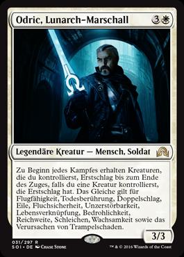 Odric, Lunarch-Marschall