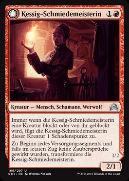 Kessig-Schmiedemeisterin