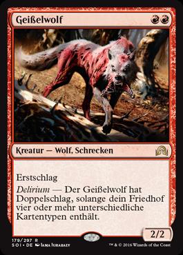 Geißelwolf