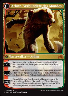 Arlinn, Verbündete des Mondes
