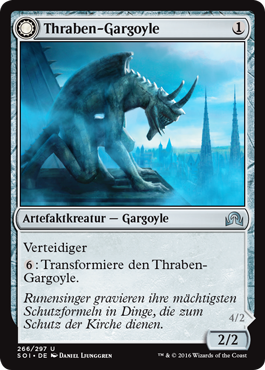 Thraben-Gargoyle