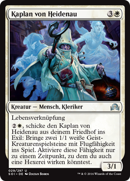 Kaplan von Heidenau