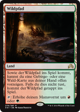 Wildpfad