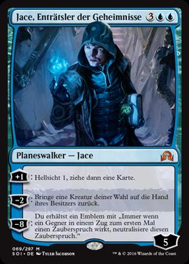 Jace, Enträtsler der Geheimnisse