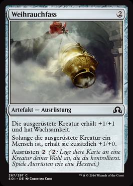 Weihrauchfass