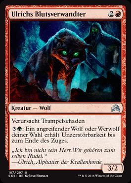 Ulrichs Blutsverwandter