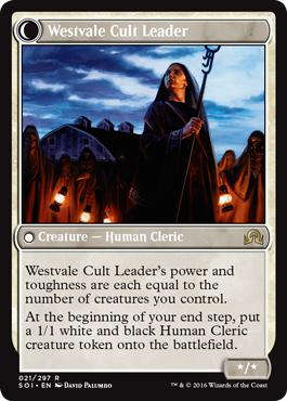 Westvale Cult Leader