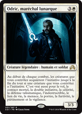Odric, maréchal lunarque