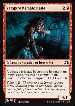 Vampire hématomane