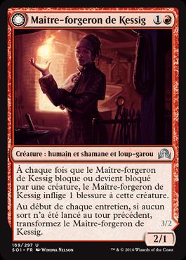 Maître-forgeron de Kessig